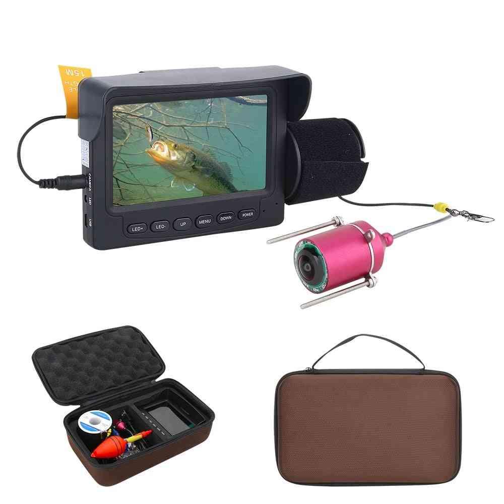 Fish Finder Underwater Fishing Camera Monitor
