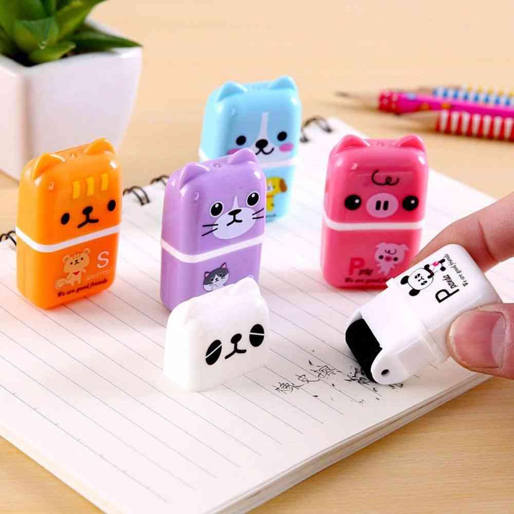 Colorful Rectangle Eraser