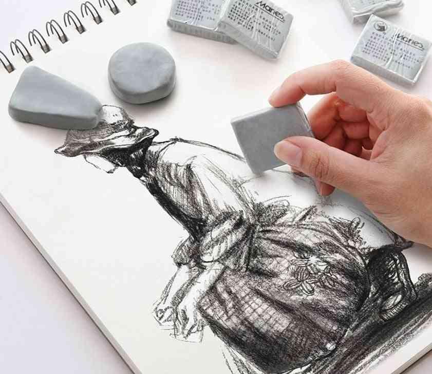 Plasticity Rubber Soft Eraser