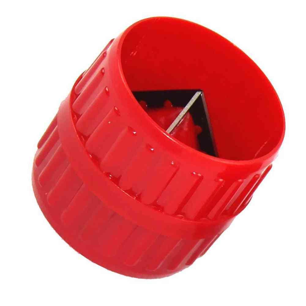 Brass Pipe, Internal, External Metal Tubes, Deburring Tool