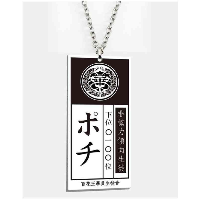 Kakegurui Necklace Listing Anime