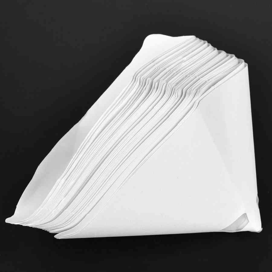 Mesh Paper, Paint Strainer, Conical Fine Filter, Coating Cone Funnel