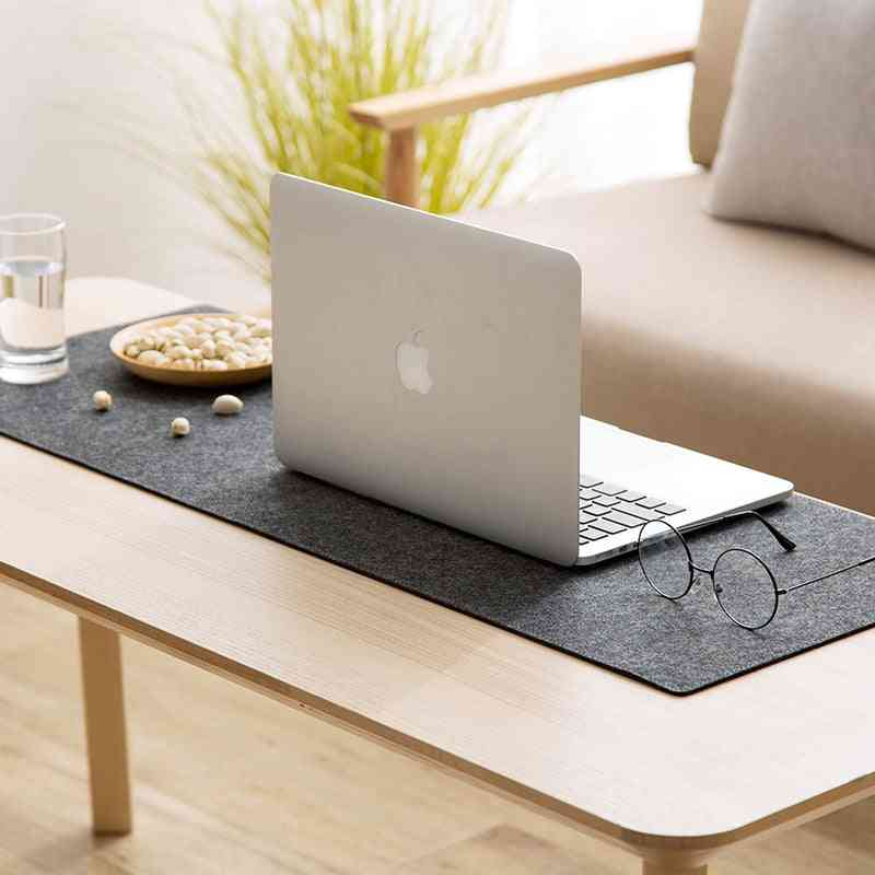 Office Home Computer Desk Mat Table Keyboard Mouse Pad
