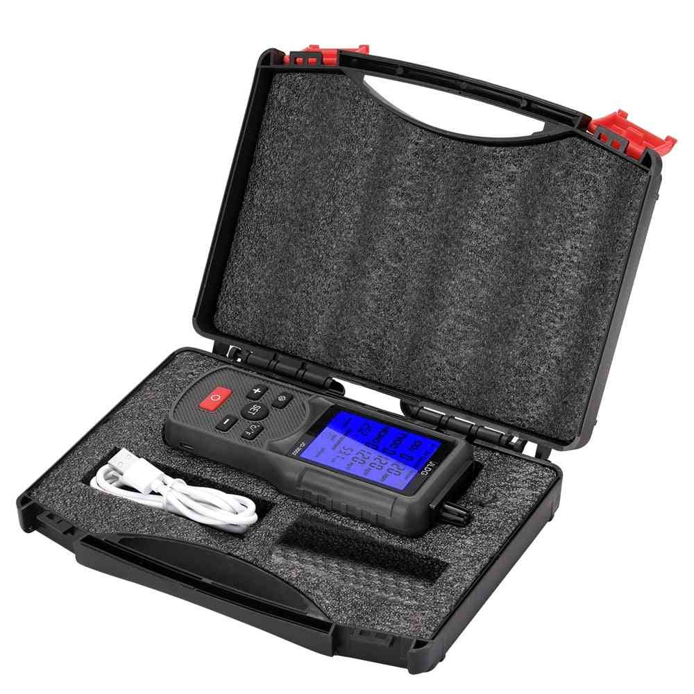 Multifunctional Air Quality Tester Co2 Tvoc Meter
