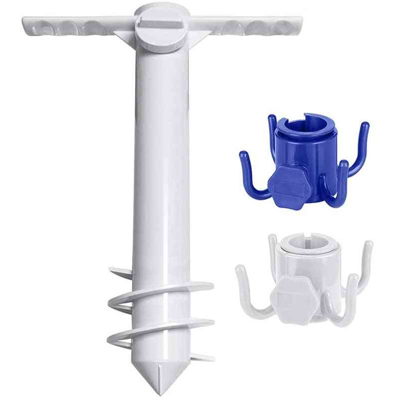 Umbrella Stand With 2 Four-claw