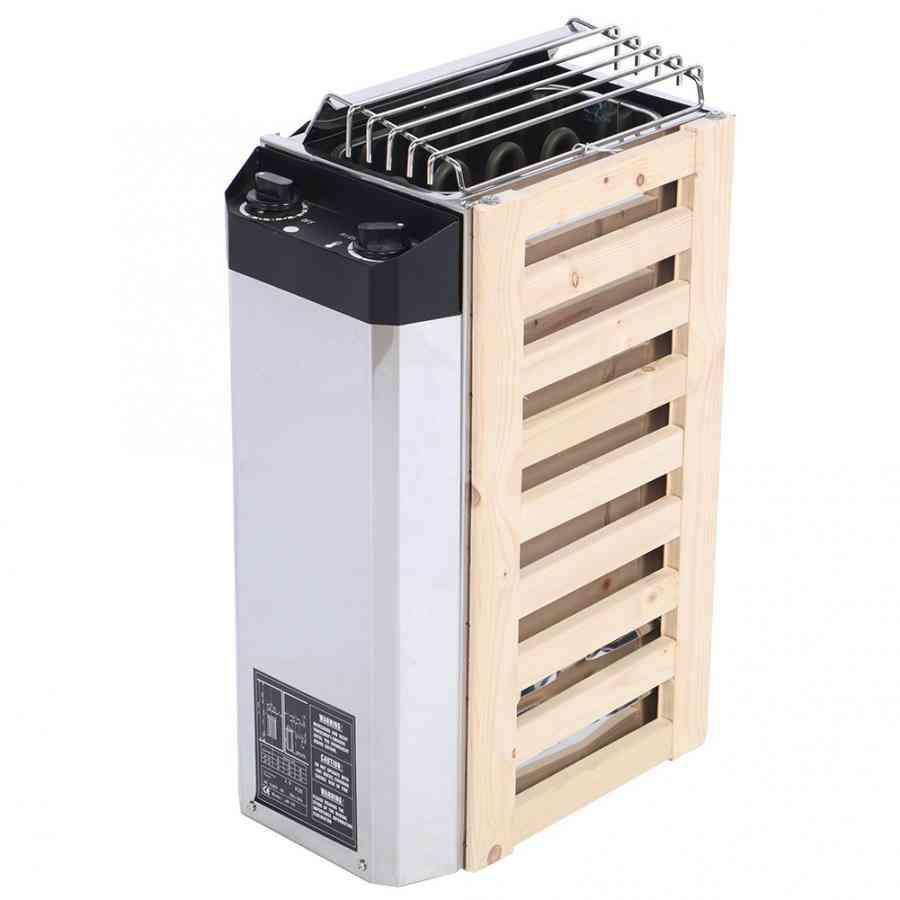 Internal Control Type Stainless Steel Sauna Stove Heating Tool