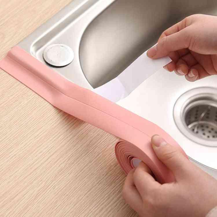 Kitchen Bathroom Floor Pvc Sealing Tape, Wall Stickers