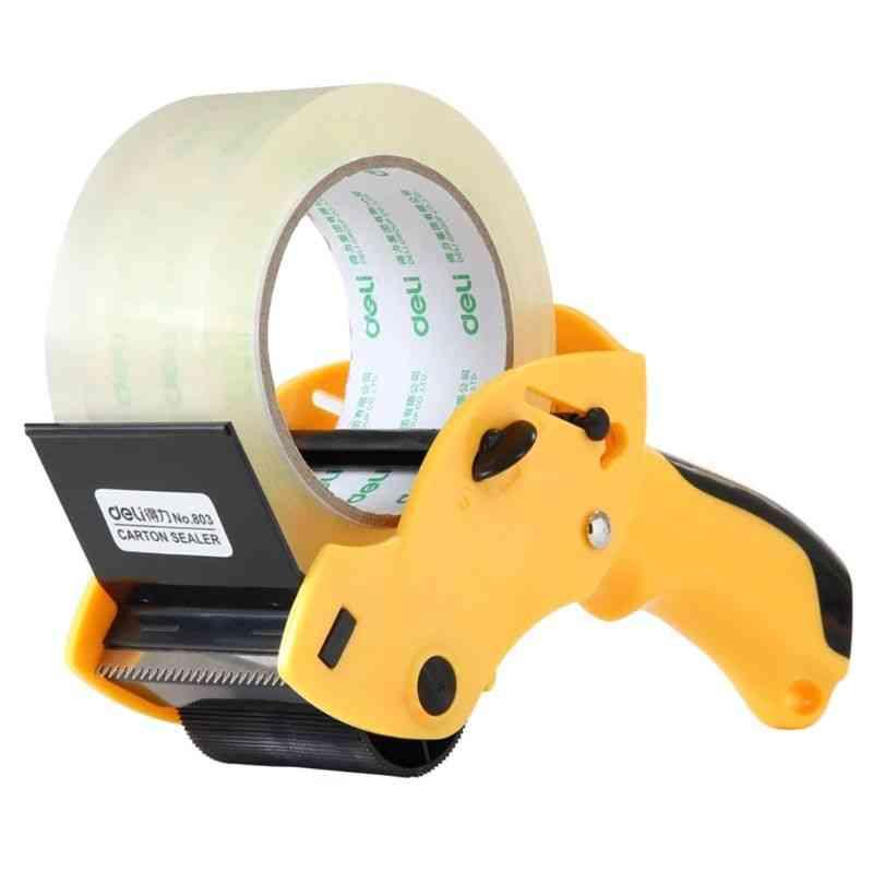 Tape Cutter Dispenser, Manual Sealing, Device Cutting Machine