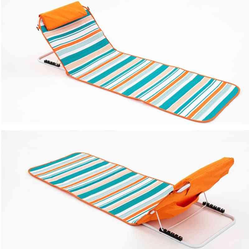 Outdoor Lightweight Folding Bed