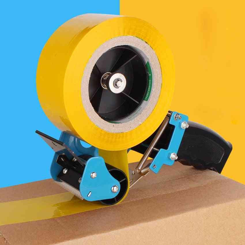 Handheld Tape Cutter, Carton Sealer, Packing Tape Dispenser
