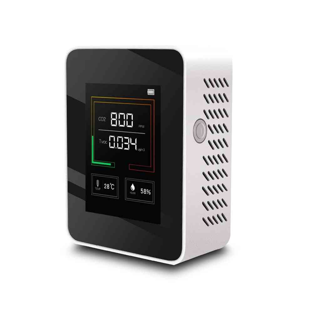 Temperature Humidity Air Quality Monitor