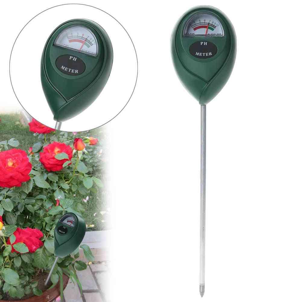 Digital Ph Soil Ph Level Meter Tester For Plants Flowers Vegetable