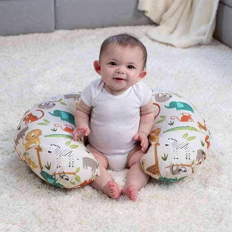 Newborn Baby Nursing Pillows Cover Maternity U-shaped