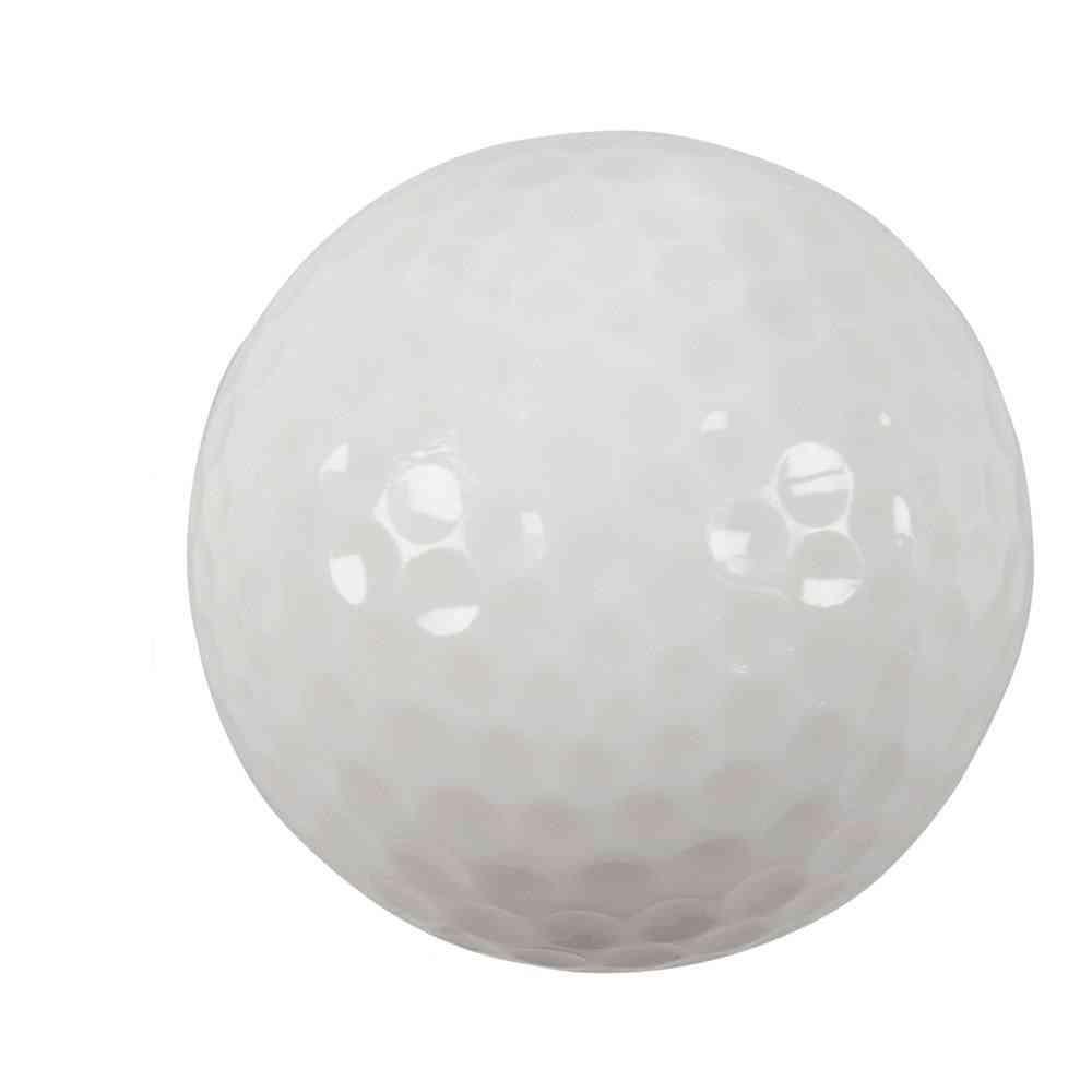 10pcs/lot Night Golf Balls, Luminous Light Up Golf Balls