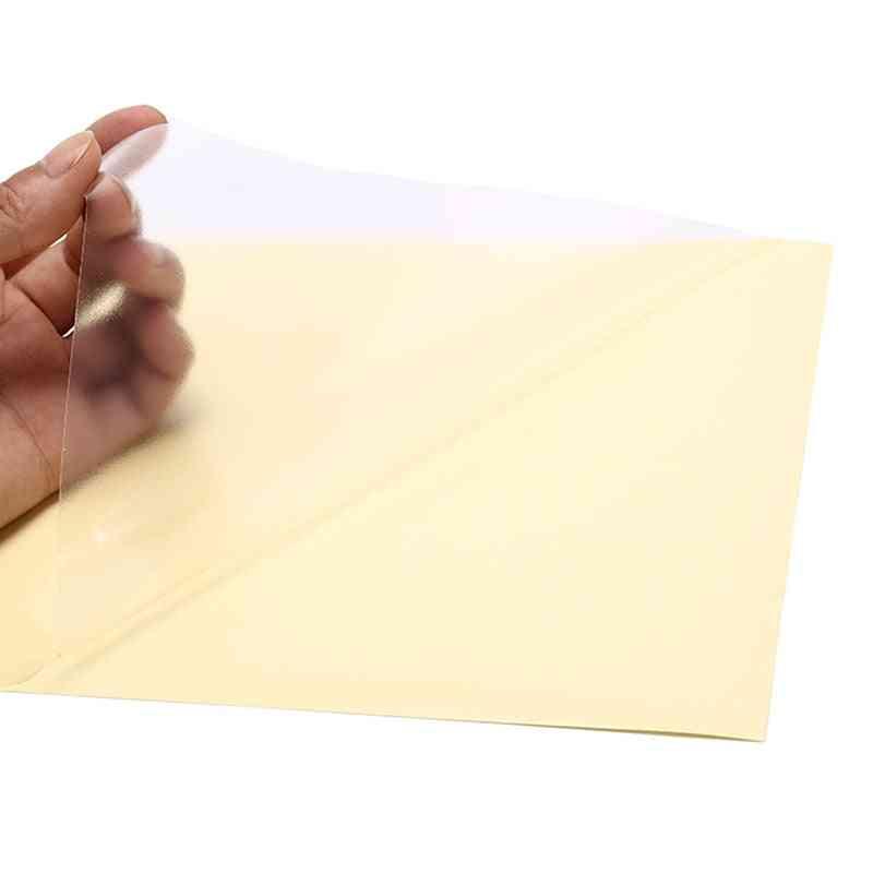 Self Adhesive Easy Peeling Printable Sticker Paper For Inkjet Printer