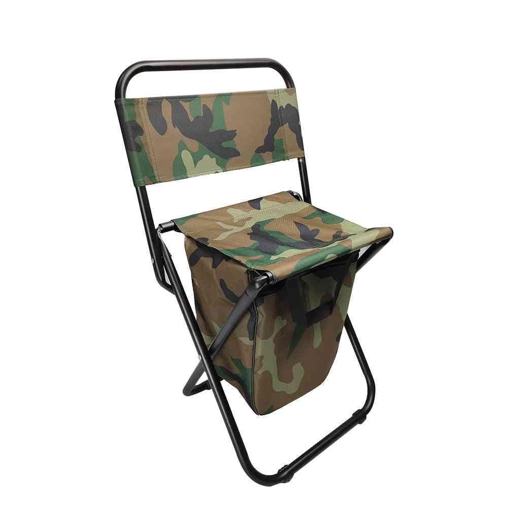Folding Backrest Chair