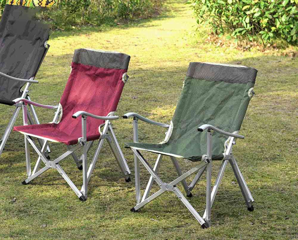 Portable Ultra Light Leisure Camping Fishing Picnic Chair