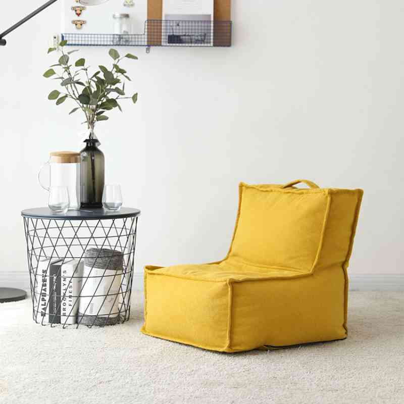Single Sofa Living Room Chair Backrest Child Seat