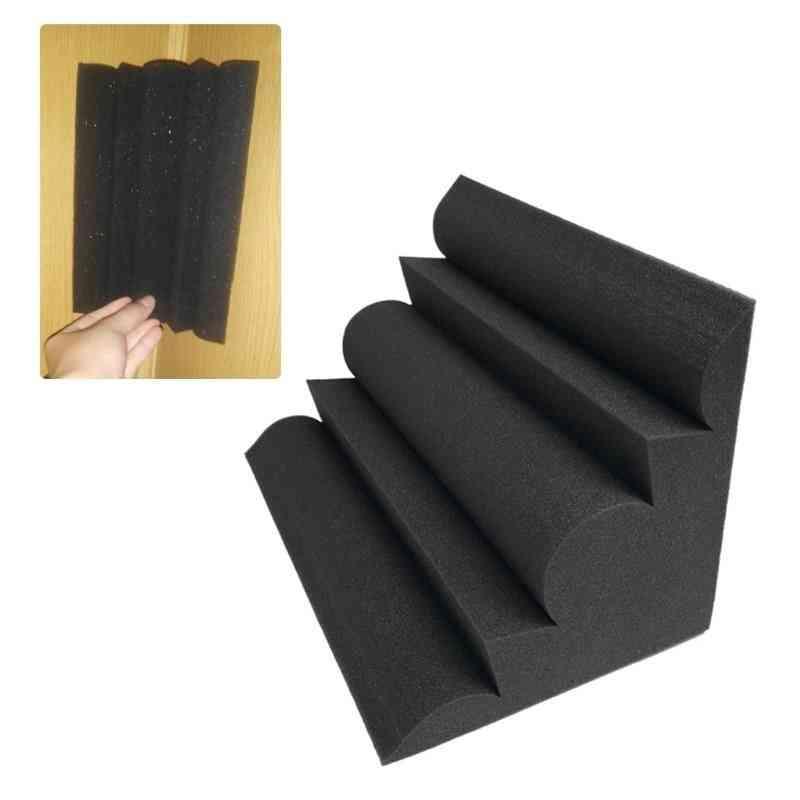 Corner Acoustic Soundproof Foam High Density Flame Retardant Bass Trap Sound Absorption Wall Padding
