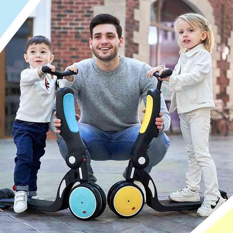 Walking Balance Tricycle