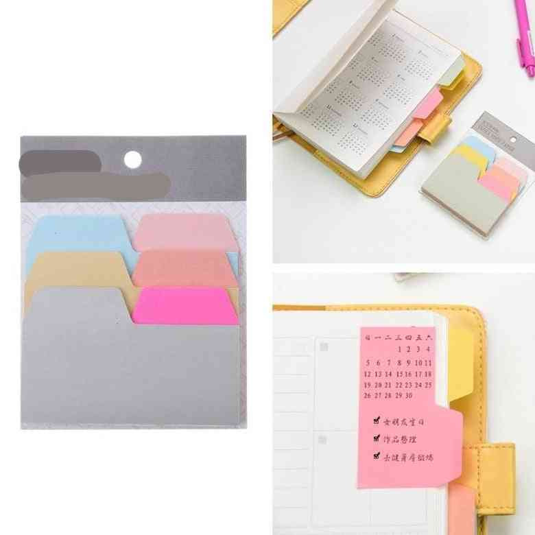 Index Note Paper And Sticky Notes Memo Pad