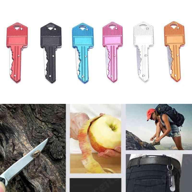 Mini Key Knife / Keychain Foldable