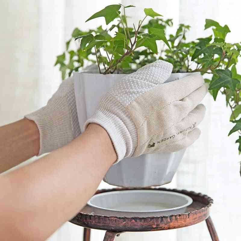 Thicker Cotton Yarn Labor Insurance Gloves