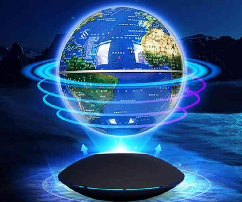 Smart Globe 3d Magnetic Levitation Luminescence