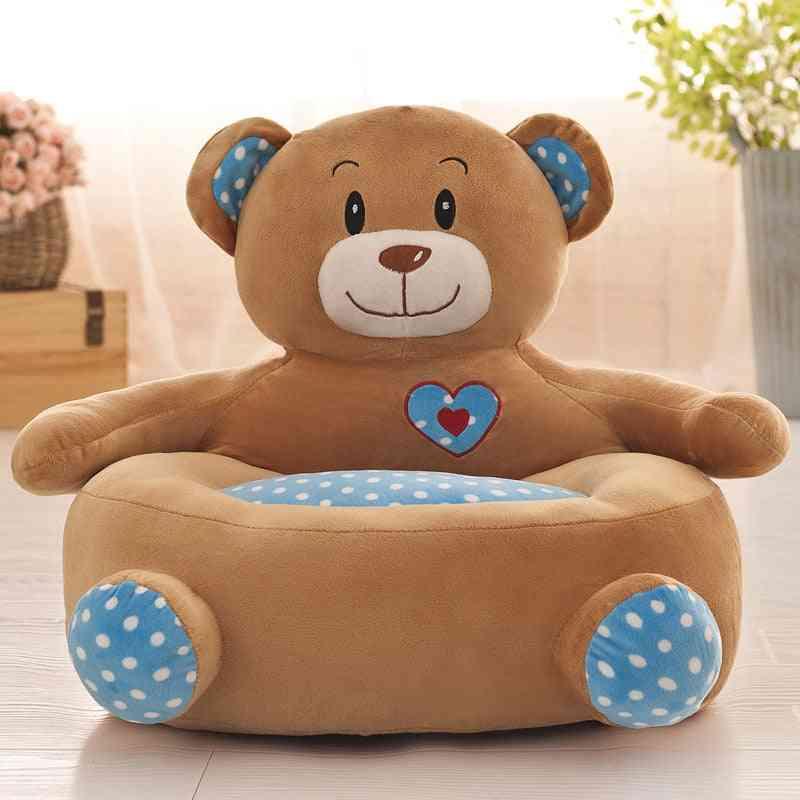 Kids Sofa Cute Cartoon Bean Bag Chair