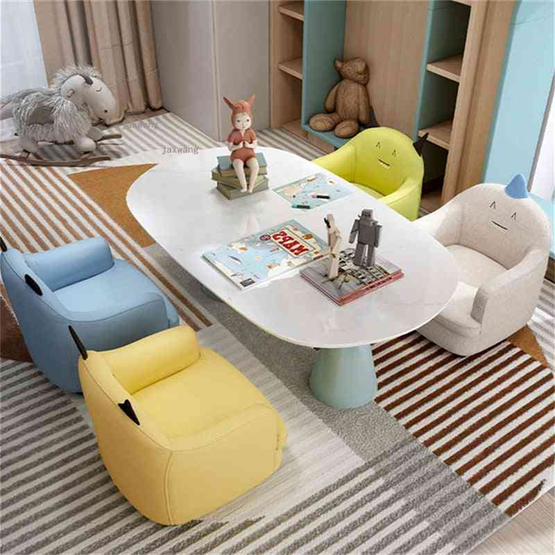 Living Room Furniture's Sofas Mini Cartoon Chair