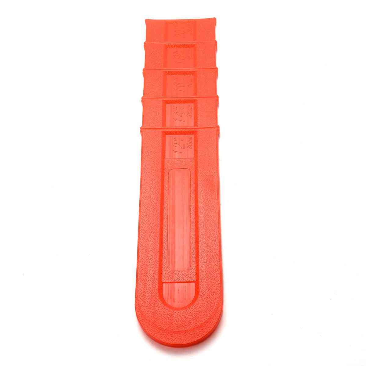 Chainsaw Bar Cover Scabbard Protector
