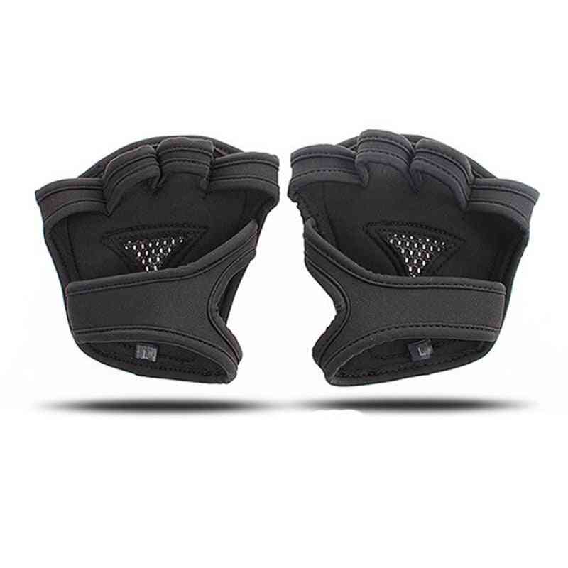 Weight Training Gloves, Fitness Gymnastics Grip Handle, Palm Protection Glove