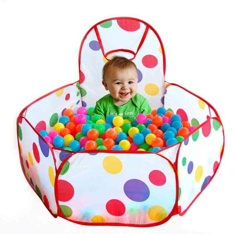 Foldable Kid Ocean Ball Pit Pool Tent