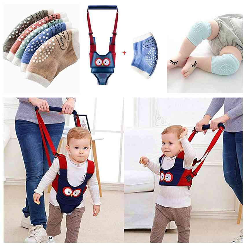 Safety Crawling Elbow And Baby Walker Assistant