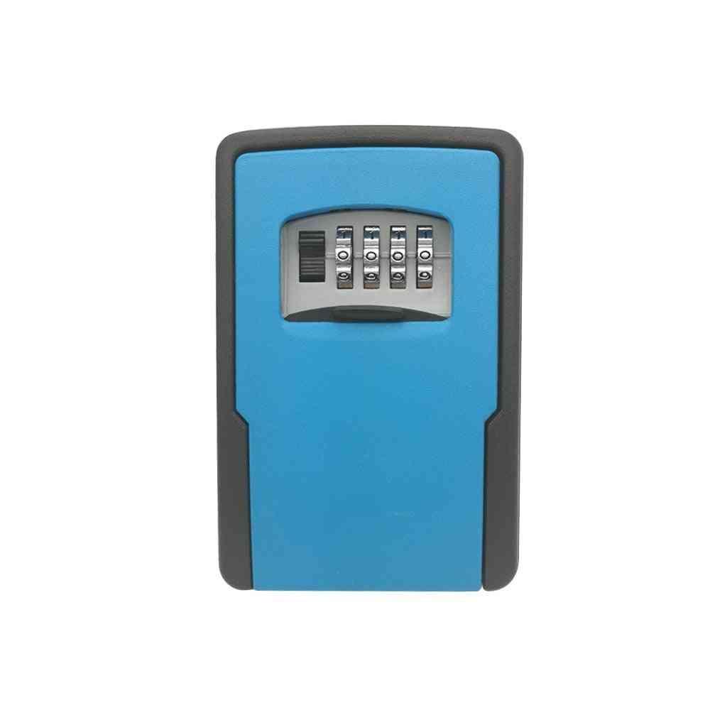 Outdoor Key Storage Lock Box