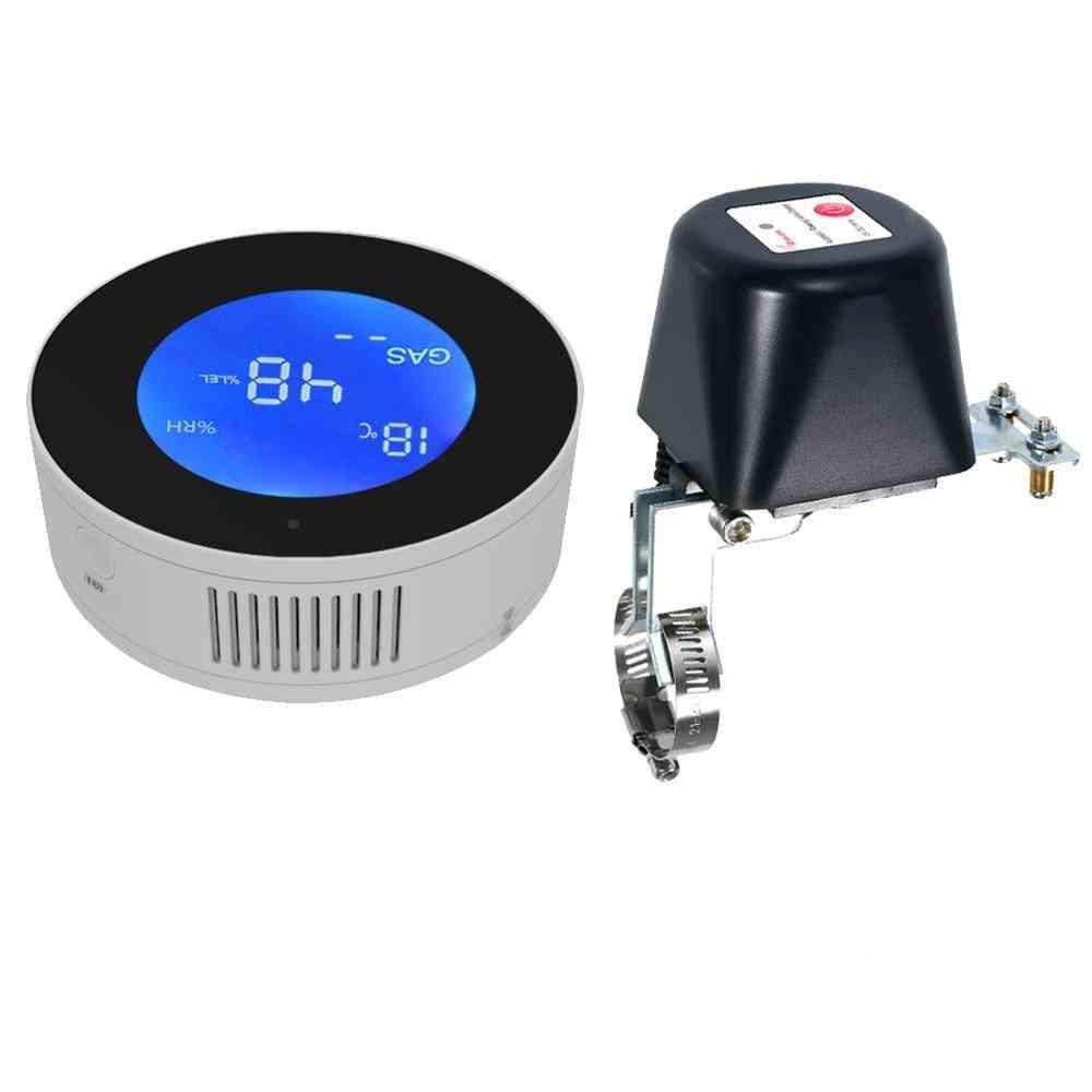 Natural Gas Alarm ,combustible Gas- Leak Detector