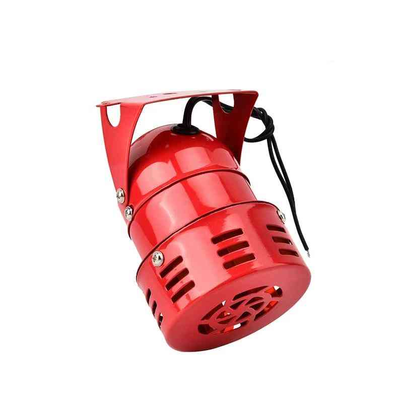 Electric Motor Driven Alarm And Factory Vehicle Mini Fire Prevention Horn