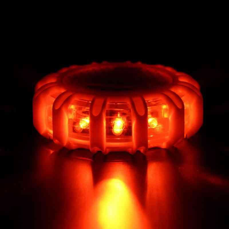 Flare Flashing Warning Alarming Light