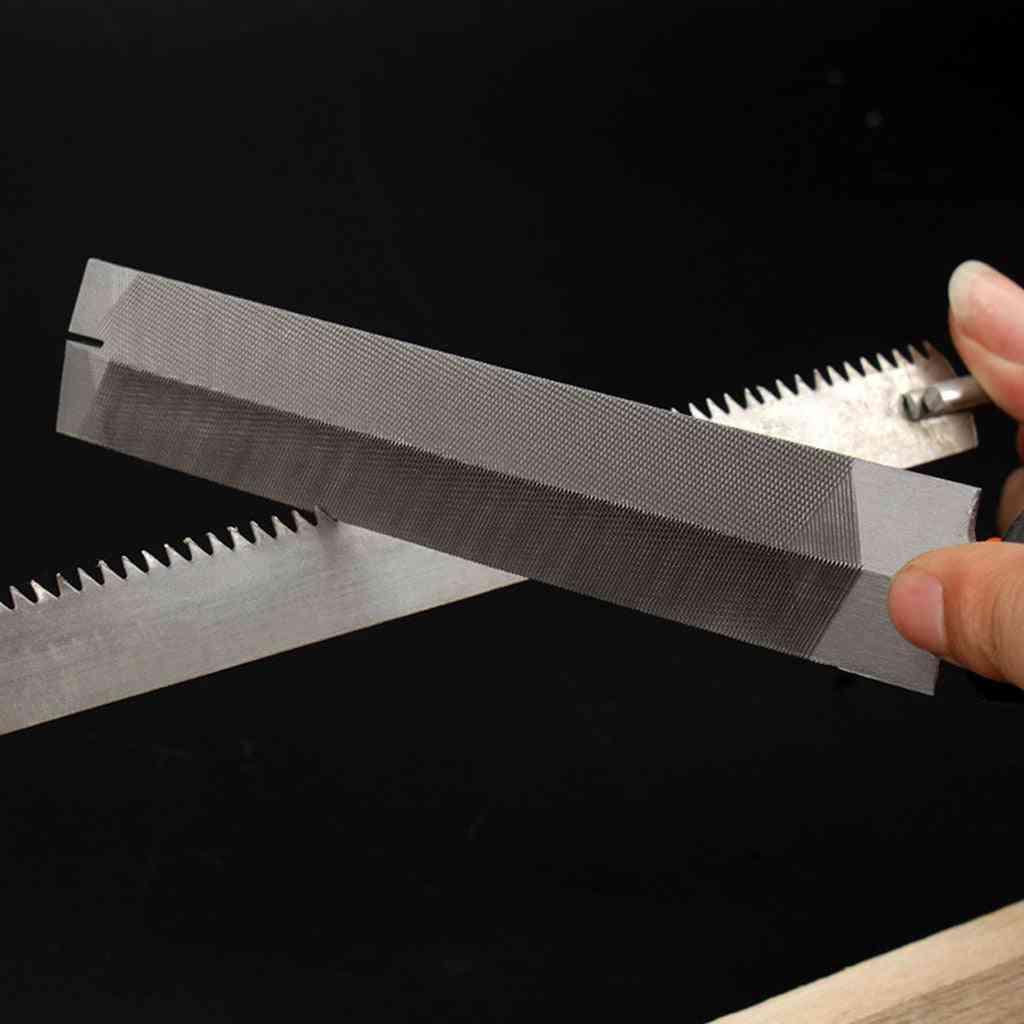 Multi-function Pruning Saw File T12 Bearing Steel Wood Rasp