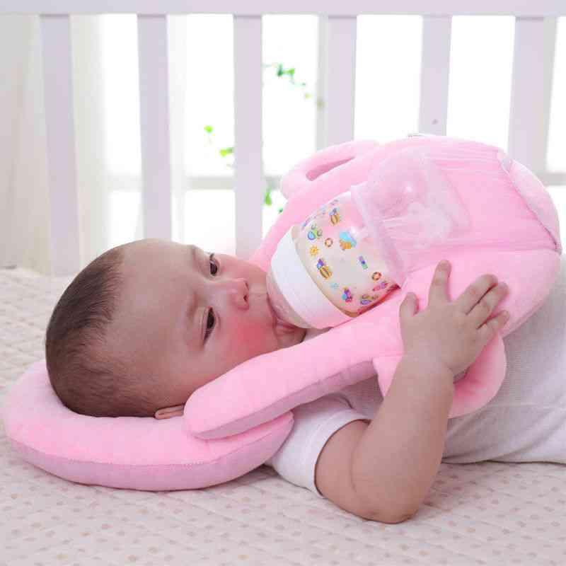 Babies Feeding Positioners Pillow Infant Anti Roll Protecitve