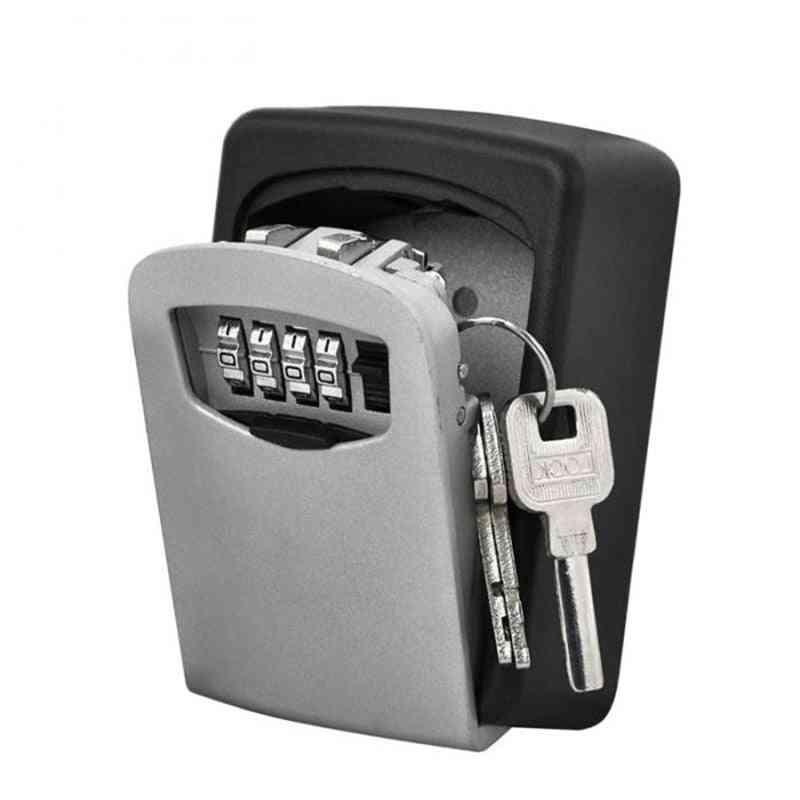 Combination Key Storage Lock Box