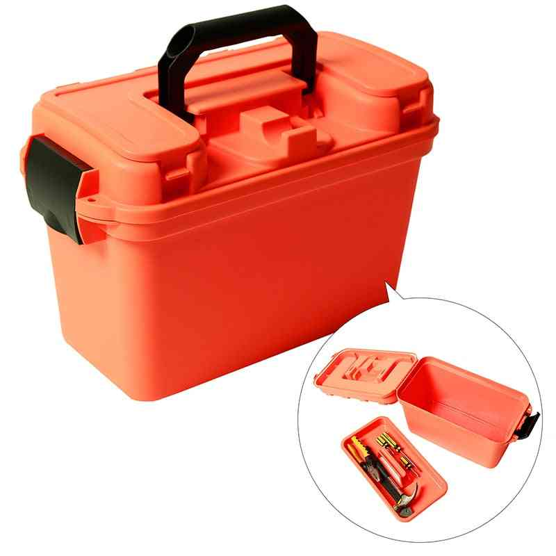 Military Style Storage Ammo Can Lightweight High Strength Ammo