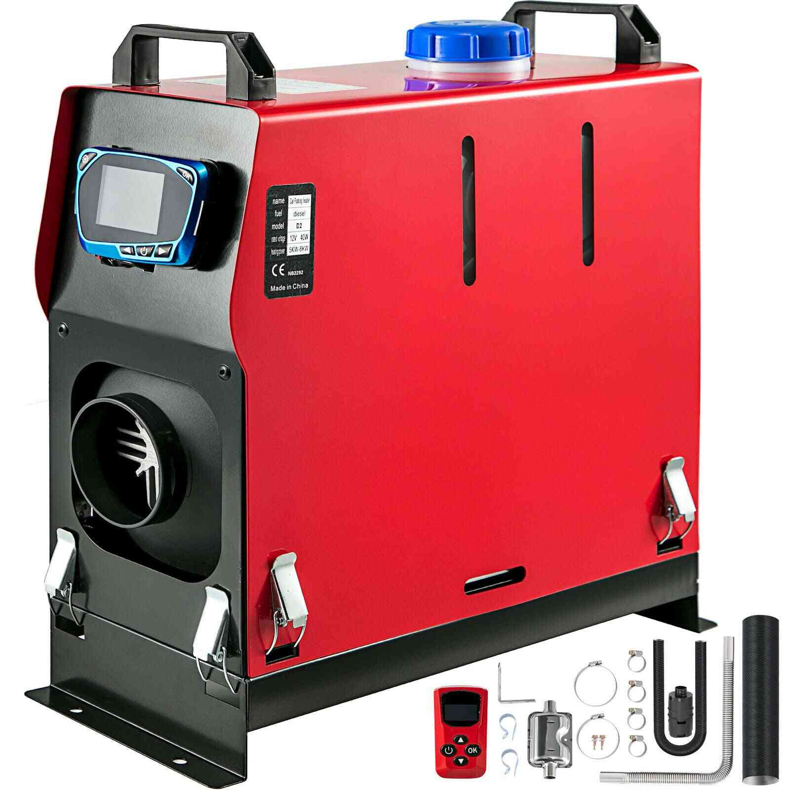 Diesel Air Heater All In One 1