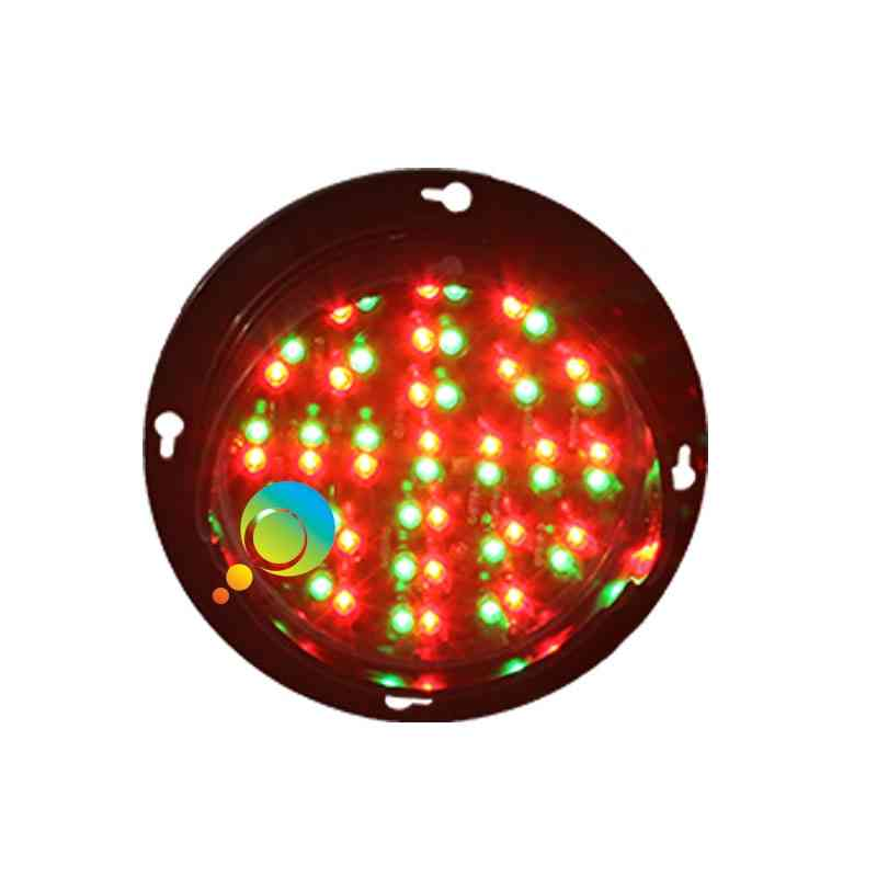 Mini Traffic Light Replacement Ce/rohs Approved 100mm 4 Inch Red Green Traffic Light