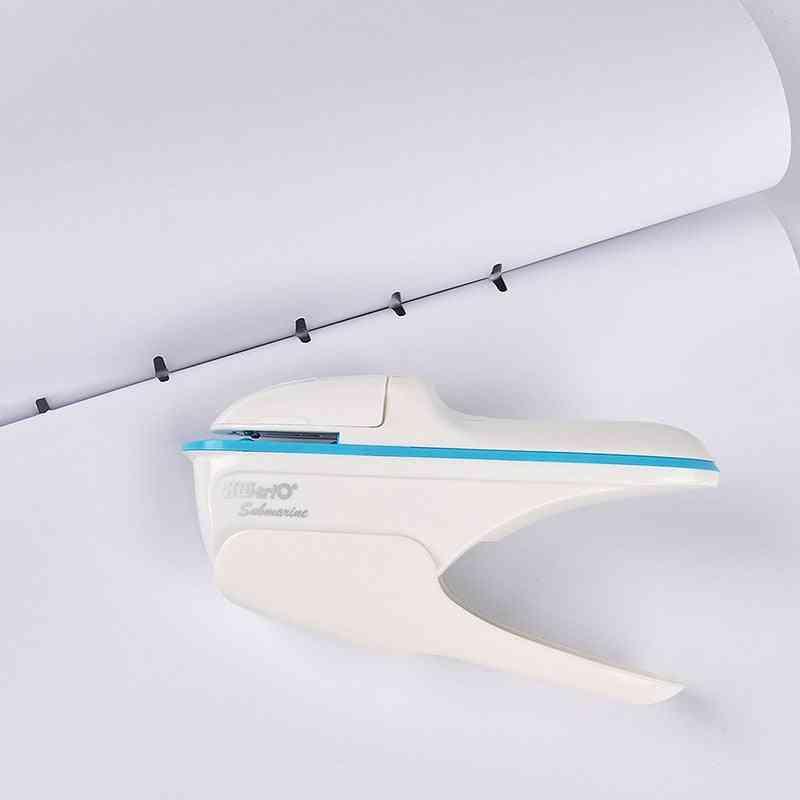 Staple-free Manual Strapless Stapler Free Paper Stapler