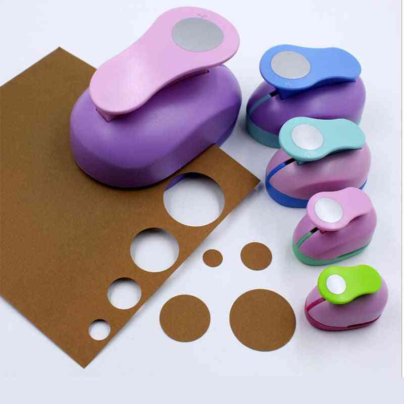 Circle Punch Diy Craft Hole Punch Paper