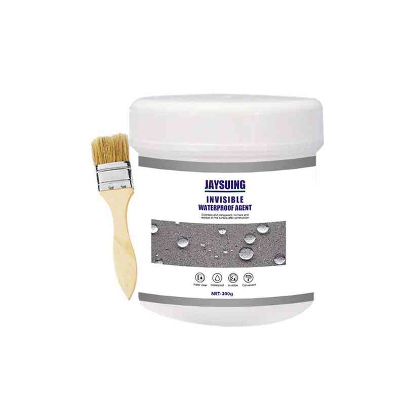 Innovative Sealer Mighty Paste Polyurethane, Waterproof Coating For Home House Bathroom Roof