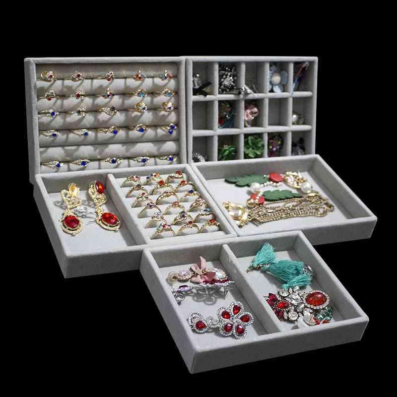 Jewelry Organizer Tray Drawer