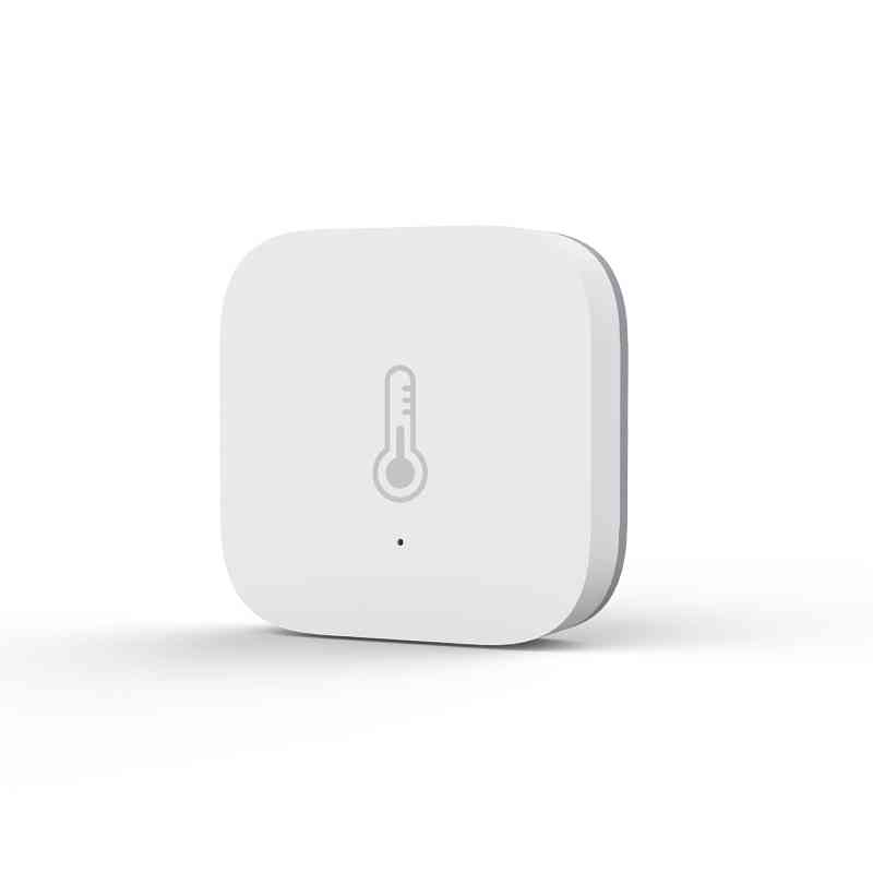 Aqara Temperature Humidity Sensor Smart Home Device Air Pressure Work With Android Ios App Fast Ship
