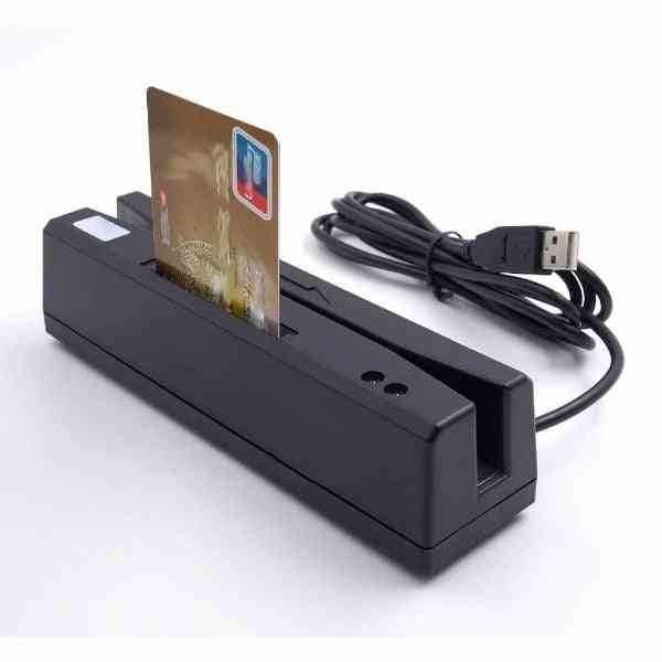 Magnetic Stripe Card Reader+ Ic/nfc/psam